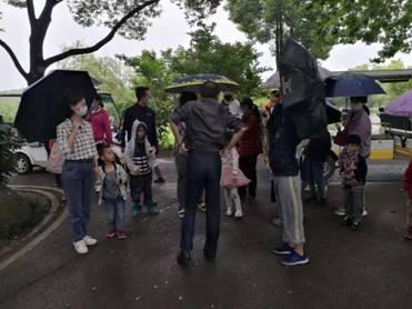 """0523科普课堂:植物讲座——""""在公园 遇见美好"""""""